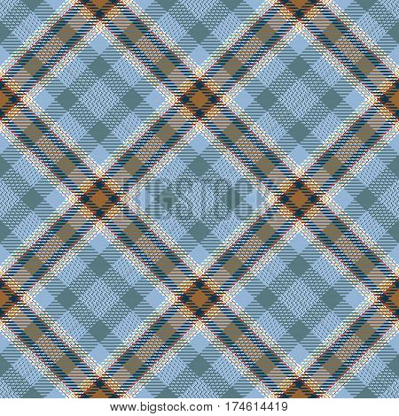 Tartan Seamless Pattern Background. Red Blue Brown Yellow and White Plaid Tartan Flannel Shirt Patterns. Trendy Tiles Vector Illustration for Wallpapers.