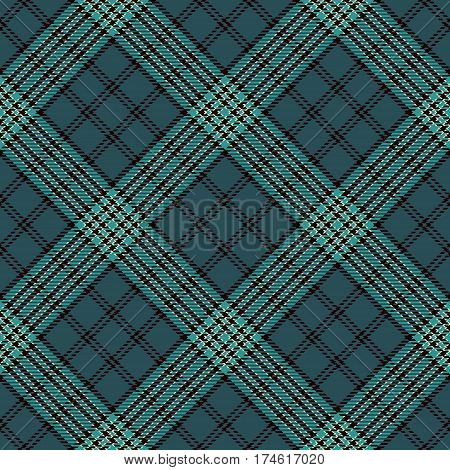 Tartan Seamless Pattern Background. Black Green and White Plaid Tartan Flannel Shirt Patterns. Trendy Tiles Vector Illustration for Wallpapers.
