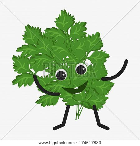 Parsley Character Icon