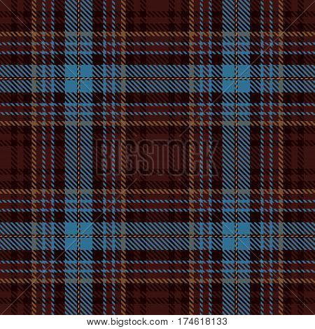Tartan Seamless Pattern Background. Red Blue Yellow and Vinous Plaid Tartan Flannel Shirt Patterns. Trendy Tiles Vector Illustration for Wallpapers.