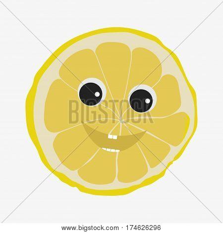 Lemon Character Icon