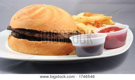 Ham Burger
