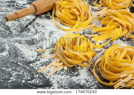 Homemade Fresh Raw Pasta