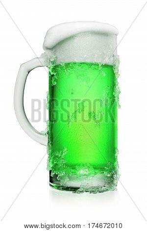 Saint Patrick Day Beer