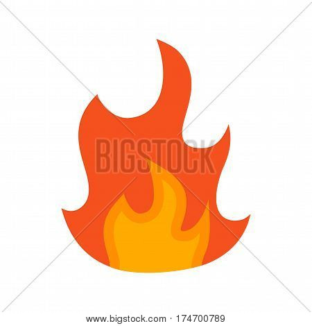 Fire, house, heat icon vector image. Can also be used for firefighting. Suitable for mobile apps, web apps and print media.