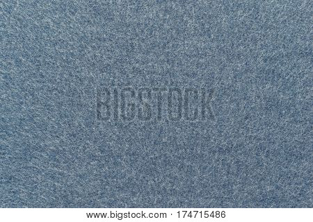 background and texture of pale blue color of fleece fabric in big resolution