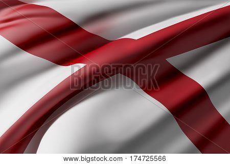 Alabama State Flag