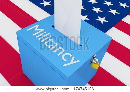 Militancy - Political Concept