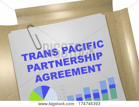 Trans Pacific Partnership Agreement Concept