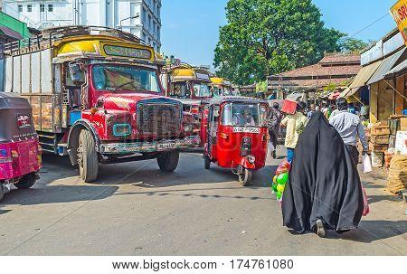 Transport In Colombo