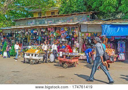 The Cross Streets Of Pettah
