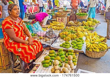 Trading At Fose Market