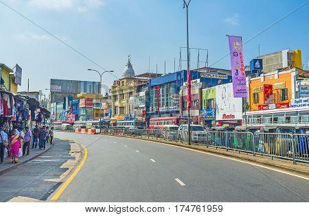 Wisiting Markets Of Pettah