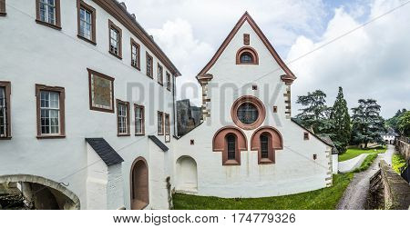 Cloister Eberbach In Germany