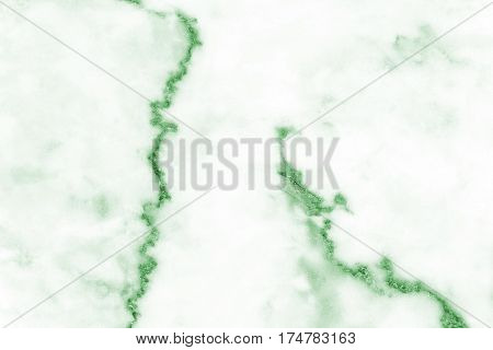 Green marble pattern texture abstract background, texture surface of marble stone from nature