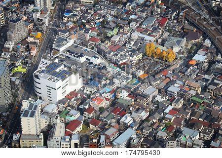 Residential Tokyo