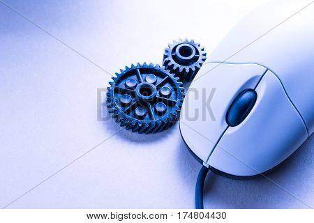 Mechanical Ratchets And Mouse