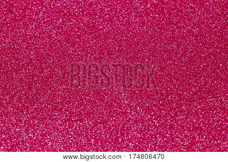 Pink glitter texture for background. Brilliant and festive