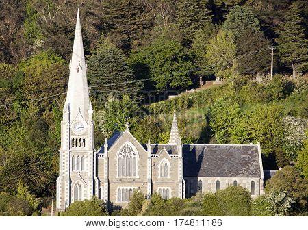 Presbyterian Church in Port Chalmers the suburb of Dunedin city.