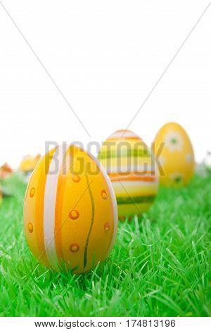 Frühlingsdeko Mit Ostereiern