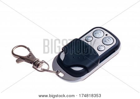 simple remote control for home device. IR or RF trinket remote