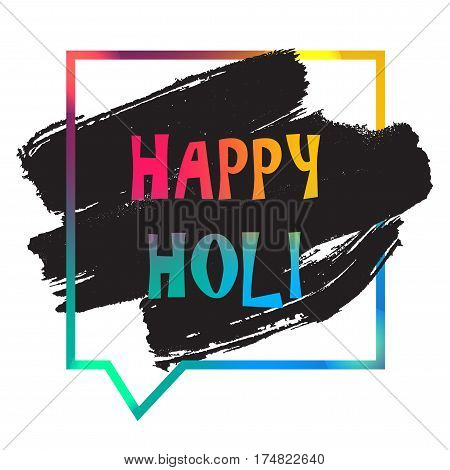 Happy Holi Festival