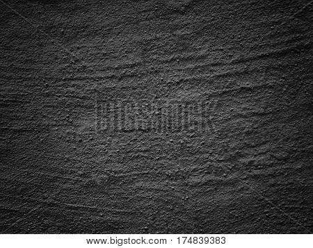 Black walls dark texture for grunge background