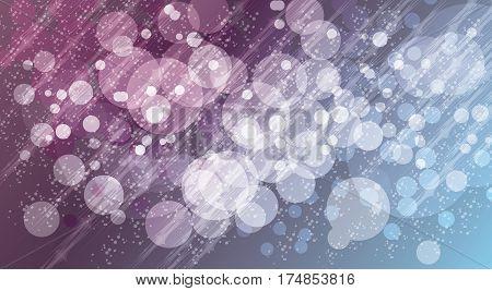 Festive background event backdrop white circles on dark background