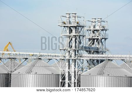 Port Grain Dryer