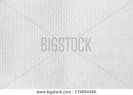 White ceramic subway tiles wall texture background