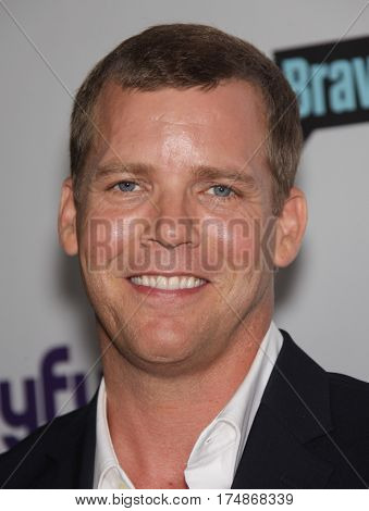 LOS ANGELES - AUG 02:  Tim Griffin arrives for the Summer 2011 TCA Party-NBC on August 1, 2011 in Beverly Hills, CA