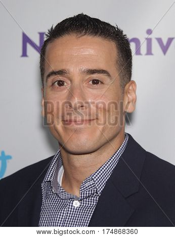 LOS ANGELES - AUG 02:  Kirk Acevedo arrives for the Summer 2011 TCA Party-NBC on August 1, 2011 in Beverly Hills, CA