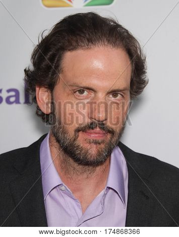 LOS ANGELES - AUG 02:  Silas Weir Mitchell arrives for the Summer 2011 TCA Party-NBC on August 1, 2011 in Beverly Hills, CA