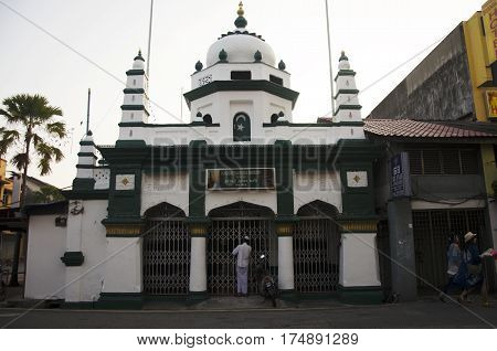 Nagore Durgha Sheriff, Or Simply The Nagore Shrine