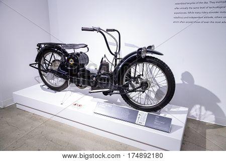 Black 1921 Ner-a-car
