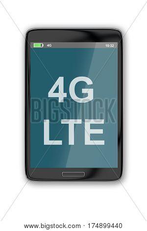 4G Lte Concept