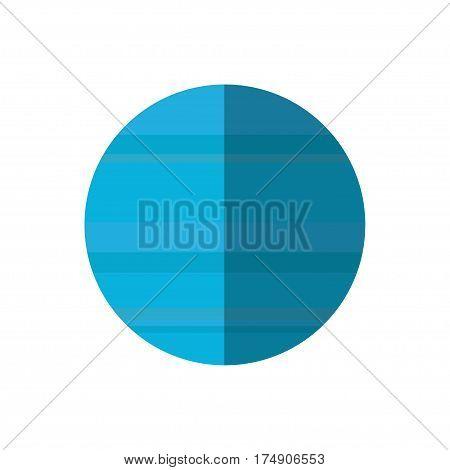 Uranus Vector Icon