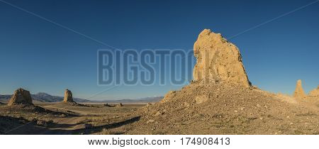 California Rock Formations