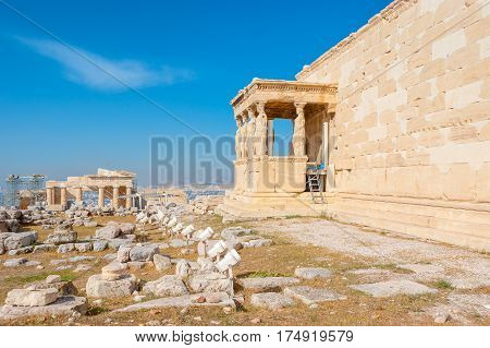 The Ancient Sculptures