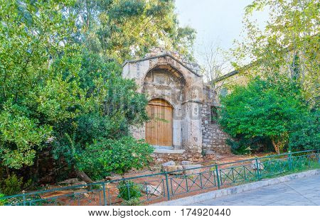 The Old Madrasa