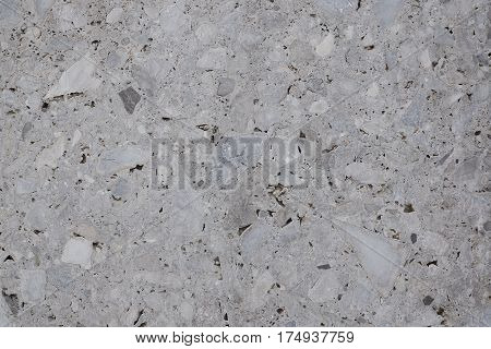 gray exposed aggregate concrete background texture pattern