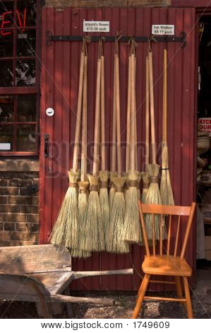 Wizard'S Brooms