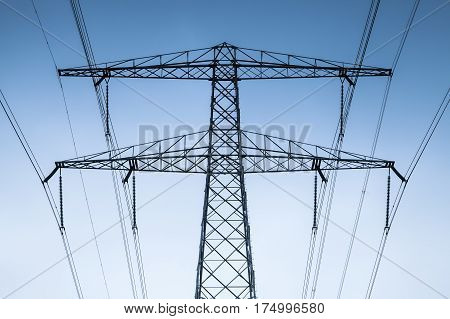 Transmission Power Tower Fragment
