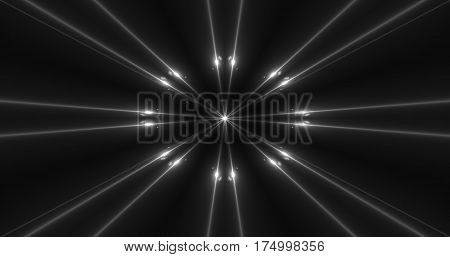 Luxury Modern Abstract white Laser Beam Light Background