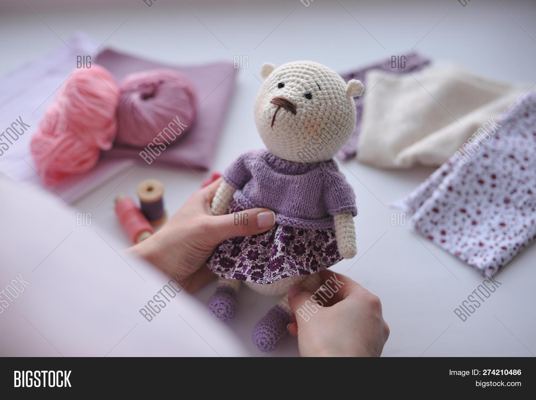 Amigurumi russian doll free pattern | 1118x1500