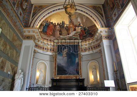 Achillion Kapelle
