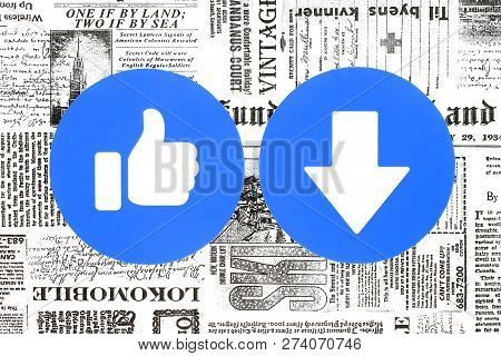 Facebook Like Button Images, Illustrations & Vectors (Free