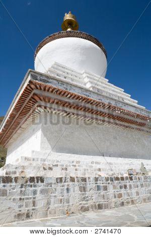 Tashi-Lhunpo Monastery In Shigatse