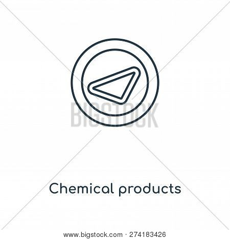 Chemical Products Vector & Photo (Free Trial) | Bigstock