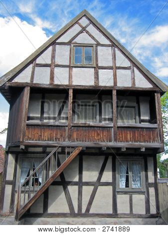 Middle Age Scandinavian House